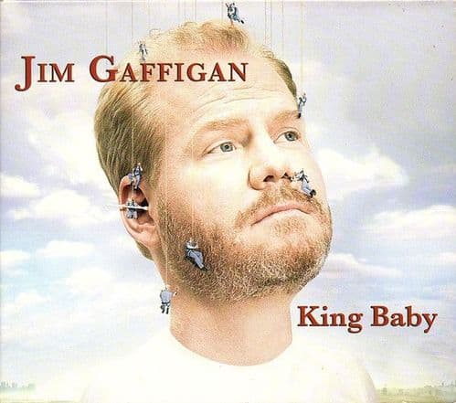 Jim Gaffigan<br>King Baby<br>CD